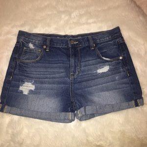 Mossimo Boyfriend Shorts
